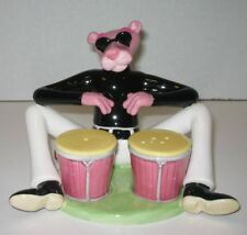 1998 Pink Panther Bongo Salt & Pepper (S&P) Set by Vandor