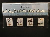 GB Royal Mail 1989 Presentation Pack #196 BIRDS - Free S&H