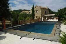 Filet de protection anti feuille pour piscine jusqu'à 12 x 6 m