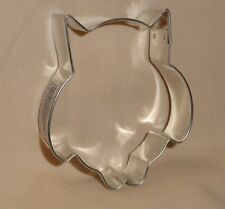 Owl,Cute Bird,Woods,Forest Feathered,Metal Cookie Cutter,3.25 in.Approx.OTBP
