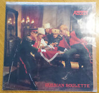 Accept Russian Roulette LP, 1986, (Schallplatte - Vinyl)