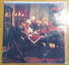 Schallplatte - Vinyl - Accept Russian Roulette LP, 1986