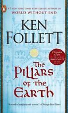 Kingsbridge #1: The Pillars of the Earth by Ken Follett (1990, Mass Market PB)