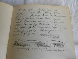 Altes handschriftliches Gästebuch 1905 - 1931 Papitz & Altscherbitz