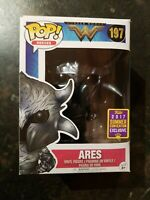 Funko Pop! Heroes Wonder Woman #197 ARES 2017 Summer convention Exclusive