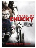 Curse of Chucky [New DVD] Slipsleeve Packaging, Snap Case, Unrated