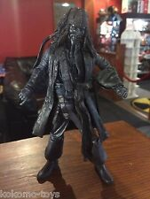 Prototype Test Shot Figure 2004 NECA Pirates of the Caribbean JACK SPARROW #X21
