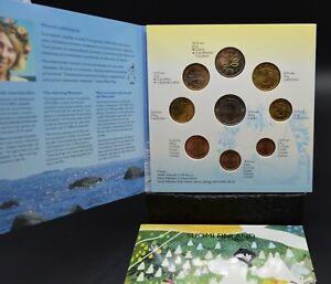 FINLANDE 2004 : BU - 1 cent à 2 euro commémo !!! A saisir