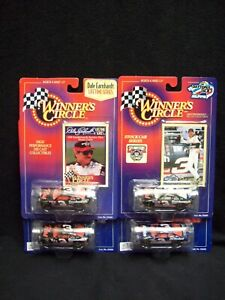 Winner Circle Lifetime Series Dale Earnhardt 4 Car Set Nascar.