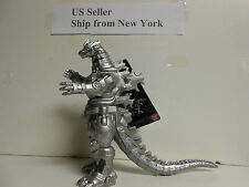 "New Mechagodzilla 2004 Version 6.5"" tall Figure Japan Bandai"