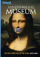 Mysteries at the Museum: Season 1 [New DVD]