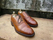 CHEANEY VINTAGE BROGUES  - BROWN / TAN - UK 7.5 – HOGARTH - EXCELLENT CONDITION