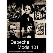 "DEPECHE MODE ""101"" 2 DVD NEW+"
