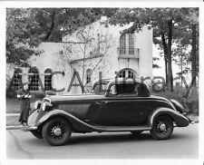 1934 Studebaker President Coupe, Factory Photo (Ref. #90972)
