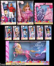 Sugarplum Princess Barbie Doll Prince Eric Kelly Candy Sleigh Nutcracker Ballet