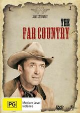 The Far Country  1955 = JAMES STEWART = PAL 2, 4 = SEALED