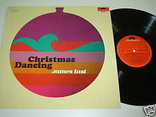JAMES LAST: Christmas Dancing - 1966 GERMANY LP - RARE