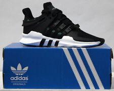 Adidas-EQT Soporte Adv-UK3.5 - Negro Zapatillas Junior (CQ3006)