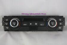 Klimabedienteil Klimabetätigung Bedienteil BMW 3er 1er E90 E91 E92 9151362 -01