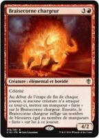 MTG Magic : Playset (4x) Braisecorne chargeur Commander 2016 VF