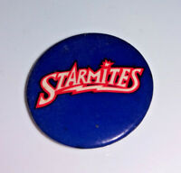 Starmites Pinback Button from Vintage 1980s Broadway Musical