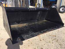 New Heavy Duty skid steer bucket 78 inches
