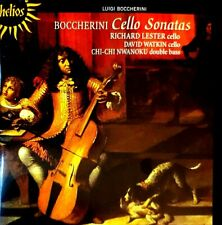 "Boccherini - ""Cello Sonatas"" - ""Richard Lester"" - ( CD - Hyperion Records )"