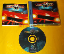 ROADSTERS Dreamcast Dc Versione Europea PAL ○○○○○ COMPLETO