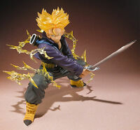 Dragonball Z ~ Figuarts Zero ~ SS SUPER SAIYAN TRUNKS ~ Bandai Tamashii Nations