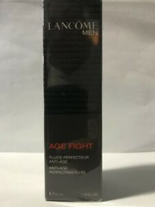 Lancome Men Age Fight Anti-age Perfecting Fluid 50ml/1.69oz. New In Box & Sealed