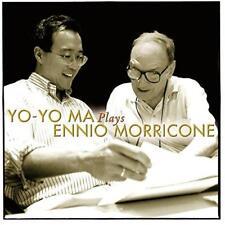 Yo-Yo Ma - Yo-Yo Ma Plays Ennio Morricone (NEW CD)