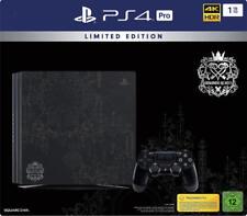 Playstation 4 Pro 1TB Konsole Kingdom Hearts III 3 Limited Edition ***NEW***