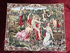 Tapiz ITALIA Tapiz mythologisches CUADRO erme arazzo Tapicería 110 x 140cm