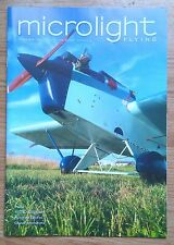 MICROLIGHT FLYING MAGAZINE, BMAA issue Oct 15