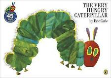 The Very Hungry Caterpillar by Eric Carle (Board book, 1994)