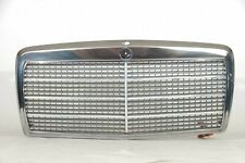 Mercedes Benz W126 Front Grill Grille OEM 300 380 500 80-85 exterior 1268800283