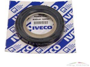 Original Wellendichtring Kurbelwelle für Fiat Ducato Iveco Daily 504087648