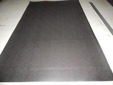Garage Floor Mat Protector Rubber oil Resistant  Front Apache Mills 4' X 6' x1/4