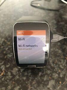 Samsung Galaxy Gear S SM-R750 Curved Super AMOLED Smart Watch