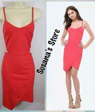 NWT bebe Ponte Cutout Dress SIZE L Perfect club dress, curve hugging ponte