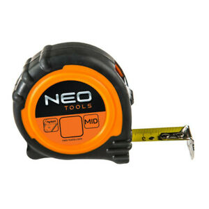 Neo Tools Professional Tape Measure Magnetic Tip - METRIC ONLY-  Size: 5m/8m