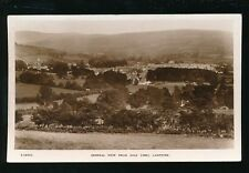Wales Cardiganshire LAMPETER View from Golf Links 1938 RP PPC