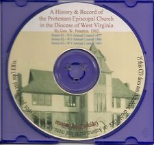 West Virginia Episcopal Church Diocese History
