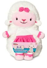 "NEW AS SEEN ON TV DISNEY JUNIOR DOC MCSTUFFINS LAMBIE 5"" HIDEAWAY PETS PILLOW."