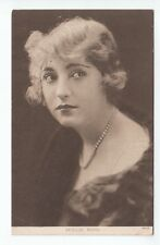 Mollie King (Died 1981) American Actress c1915 Pathe Freres Cinema Series Old PC