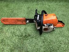 """Stihl ms390 chainsaw 19""""cutting Bar Great Compression Lovely Saw"""