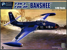 Kitty Hawk 1/48 KH80131 F2H-2/F2H-2P Banshee