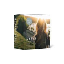 Prive Damage fix duo + finishing hair spray sample box/NEW/Free Shipping!
