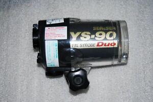 Sea & Sea YS 90 Underwater Flash (strobe)