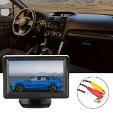 4.3inch TFT-LCD Screen Car Rear View Monitor Two-way AV Input Reversing Display